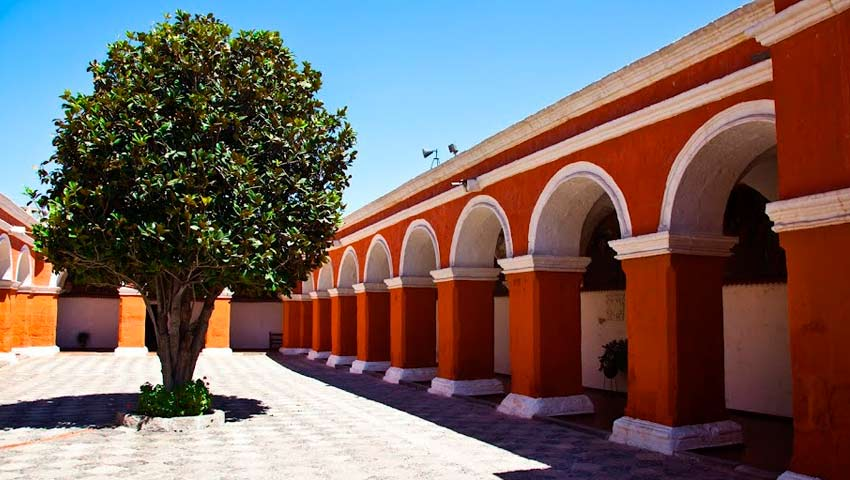 City Tour + Monasterio de Santa Catalina