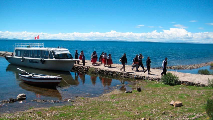 Excursión Lago Titicaca 2 días (Uros - Amantani - Taquile)