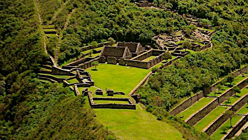 Tour a Choquequirao