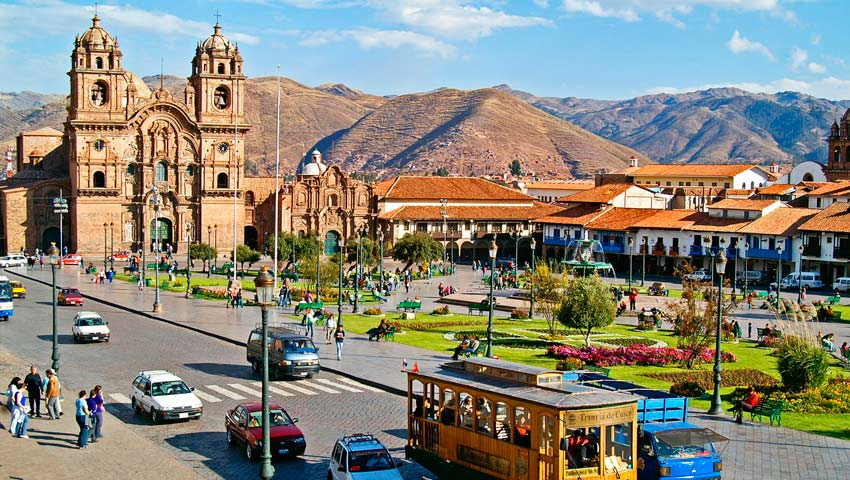 Tour a Cusco - Machu Picchu - City 3 días y 2 noches