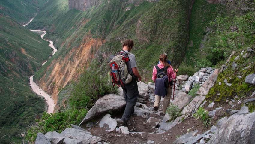 Tour Colca Trekking 2 días y 1 noche