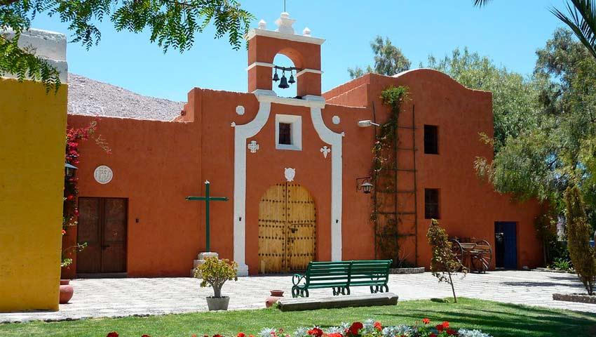 Tour combinado Arequipa