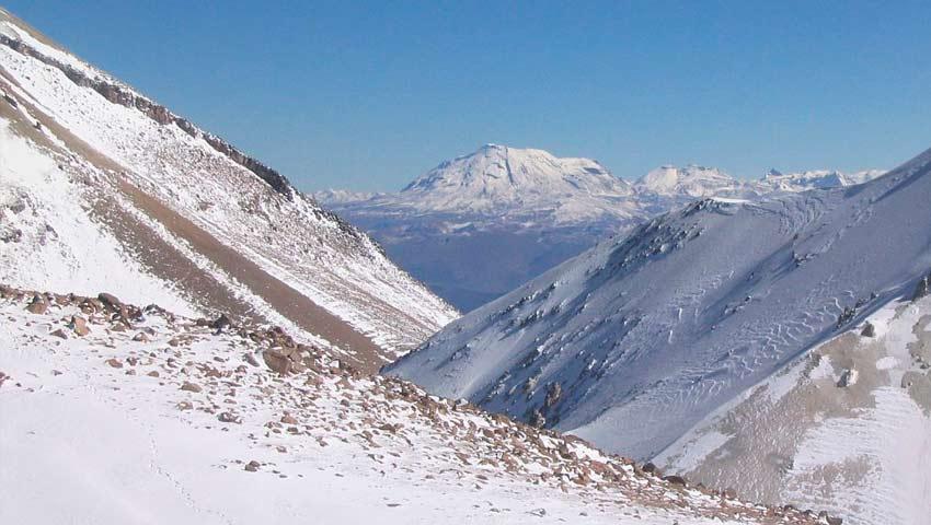 Tour al nevado de Chachani (6075 msnm)