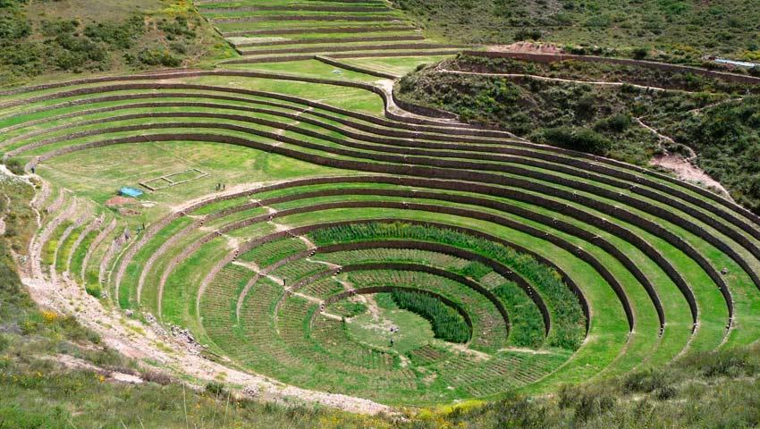 Tour Cusco - Machupicchu - Maras y Moray en 5 días