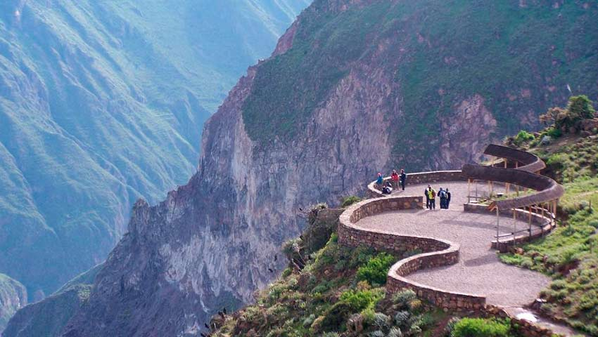 Tour Cañón del Colca full day